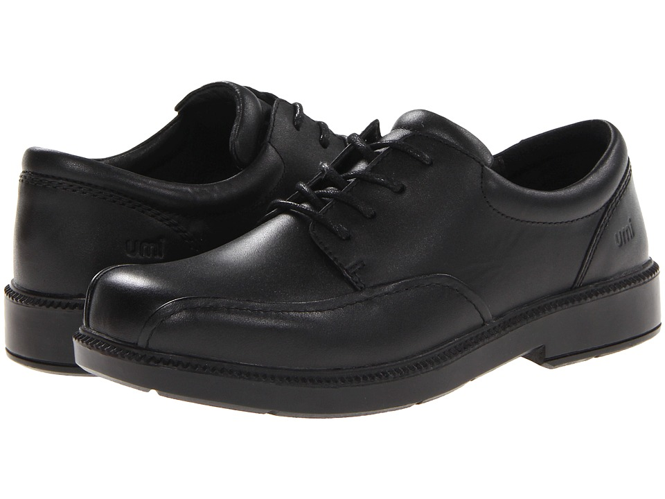 Umi Kids - Witton III (Big Kid) (Black) Boys Shoes