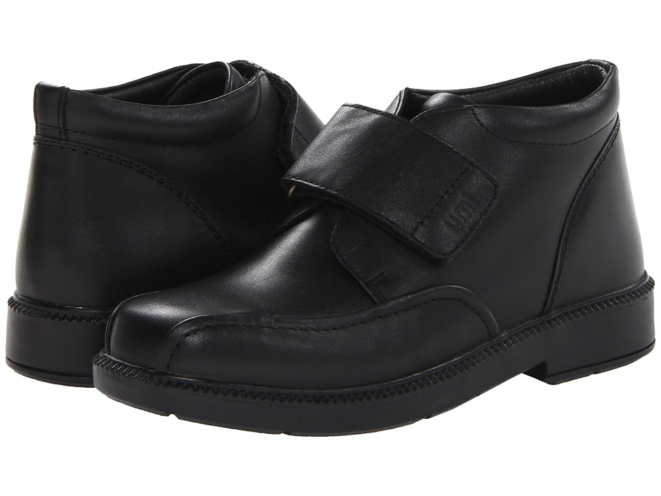 Umi Kids - Stanton II (Little Kid/Big Kid) (Black) Boys Shoes