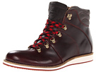 Wolverine Bertel Boot (Burgundy) Men's Lace-up Boots