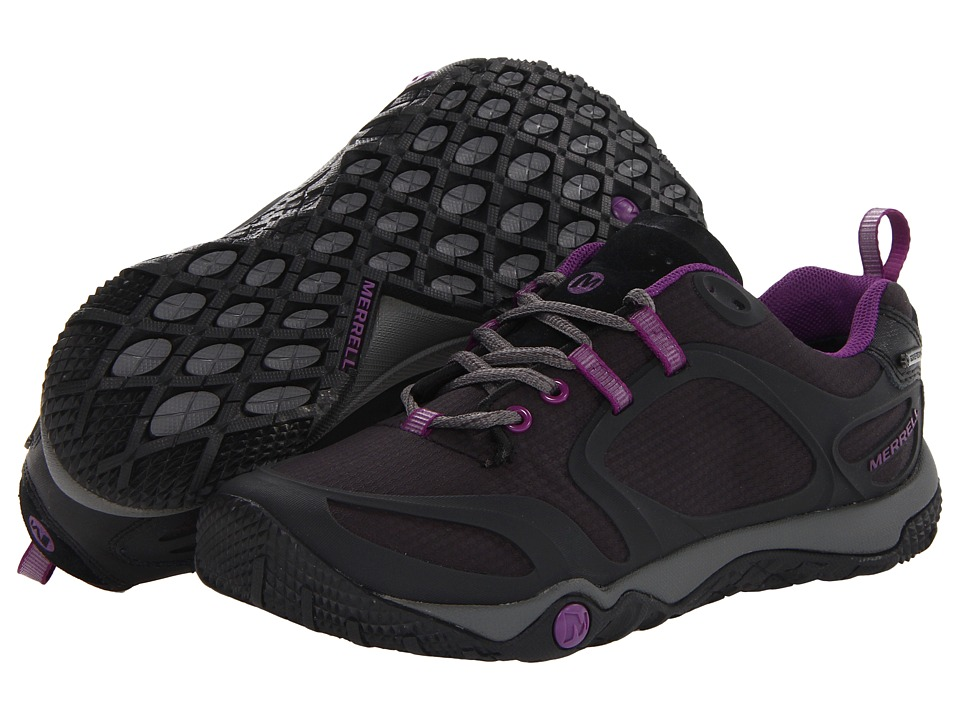 Merrell - Proterra Gore-Tex (Black) Women's Shoes