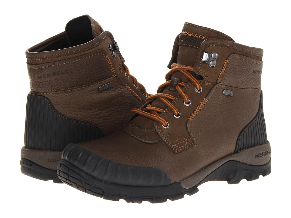 Merrell - Himavat Chukka Waterproof (Canteen) Men's Waterproof Boots