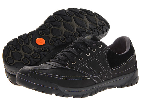 Merrell - Traveler Spin (Black) Men's Shoes