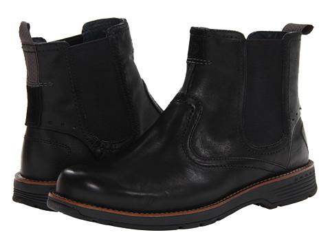 Merrell - Realm Pull (Black) Men's Shoes