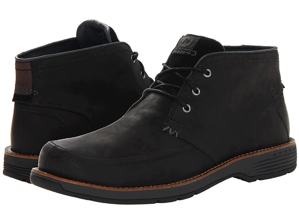 Merrell - Realm Chukka (Black) Men