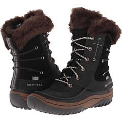 Merrell Decora Sonata Waterproof (Black) Footwear