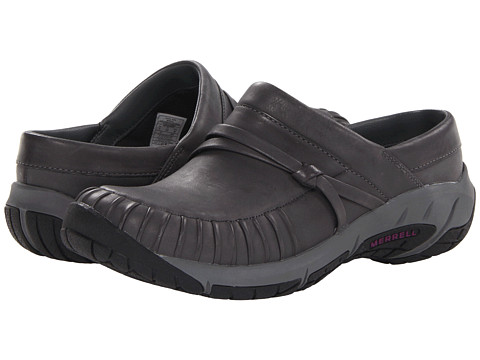 Merrell - Encore Pleat Slide (Castle Rock) Women's Shoes