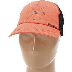 SALE! $11.99 - Save $7 on O`Neill Truckster Hat (Grapefruit) Hats - 36.89% OFF $19.00