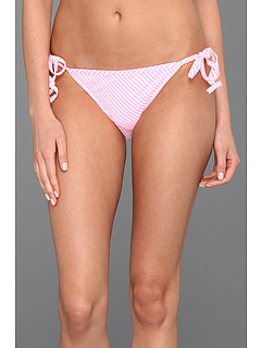 SALE! $26.99 - Save $41 on Lilly Pulitzer Sandi String Bottom (Cosmo Pink Lane Lines Stripe) Apparel - 60.31% OFF $68.00