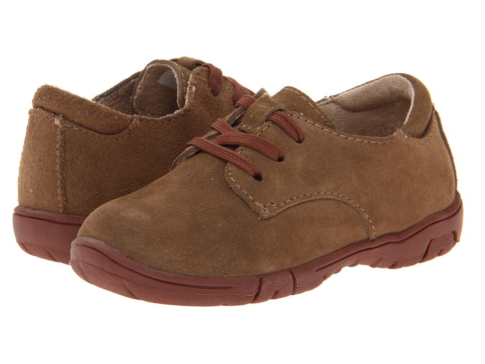 Jumping Jacks Kids - Oxford (Toddler/Little Kid) (Dirty Buck Suede) Boys Shoes