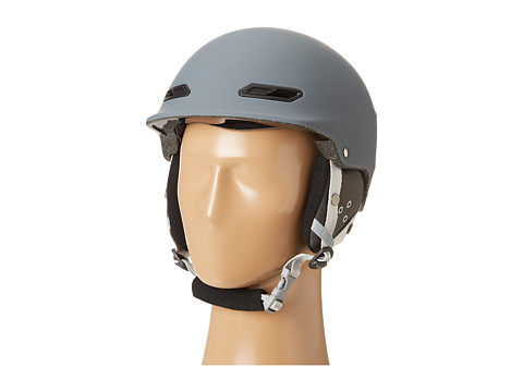 Lib Tech - Lib Logo Helmet (Grey) Snow/Ski/Adventure Helmet