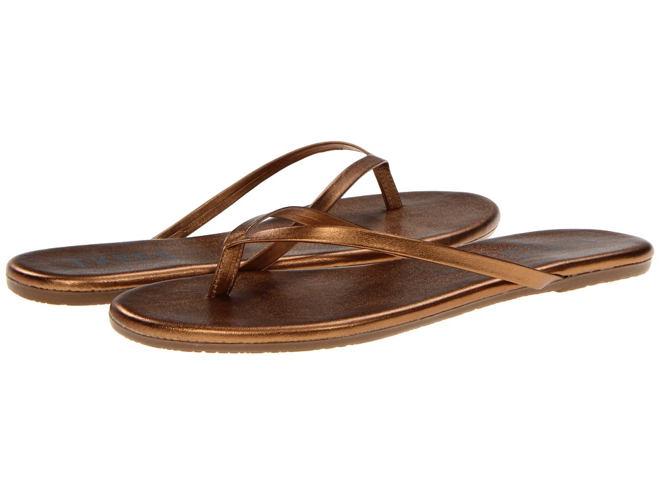 TKEES - Highlighter (Bronzer) Women's Sandals