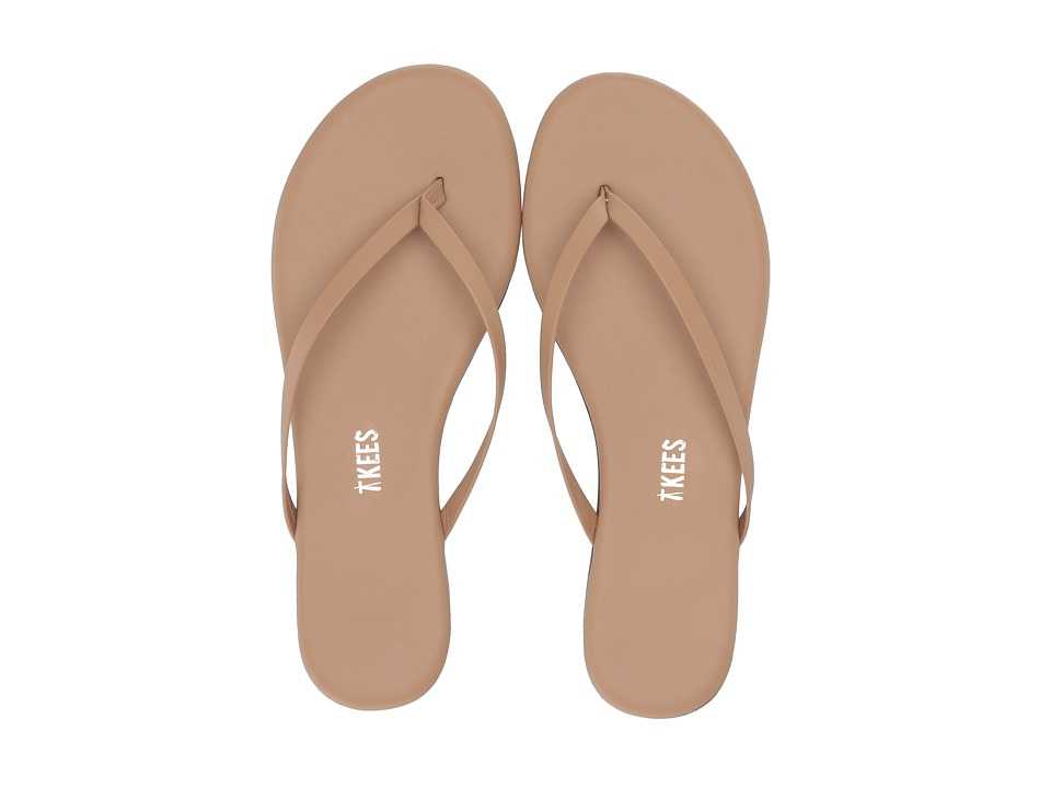 Tkees - Flip-Flop-Foundations (Cocobutter) Women's Sandals