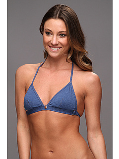 SALE! $16.99 - Save $35 on Diesel Calypso Bikini Top WTH (Navy Blue) Apparel - 67.33% OFF $52.00