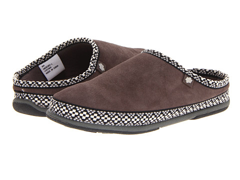 Foamtreads - Mercury L (Grey) Women's Slippers