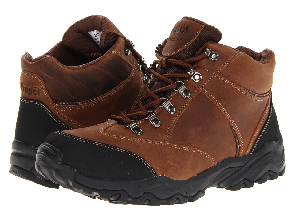 Propet - Navigator (Brown) Men's Hiking Boots