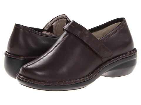 Propet - Catalina (Bronco Brown) Women's Slip on Shoes