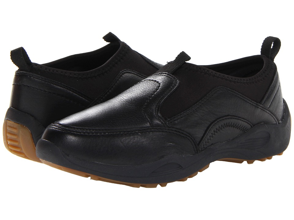 Propet - Wash Wear Pro Slip-On (Black) Women