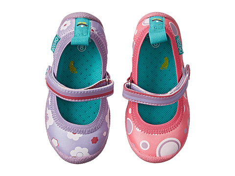 CHOOZE - Dance (Toddler/Little Kid) (Purple Passion) Girls Shoes