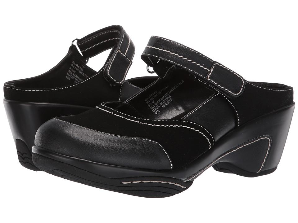 Rialto - Mystical (Black) Women's Clog Shoes