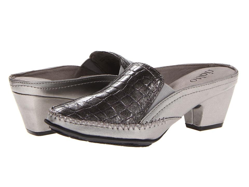 Rialto - Vette (Pewter) Women's Clog Shoes