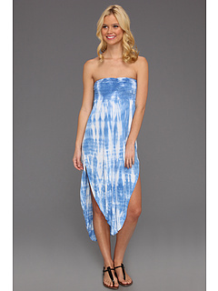 SALE! $26.99 - Save $23 on O`Neill Azalea Dress (Tie Dye Blue) Apparel - 45.47% OFF $49.50