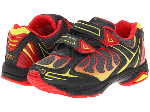 Jumping Jacks Kids - Flame (Toddler/Little Kid) (Red/Lime/Black/Gray) Boys Shoes