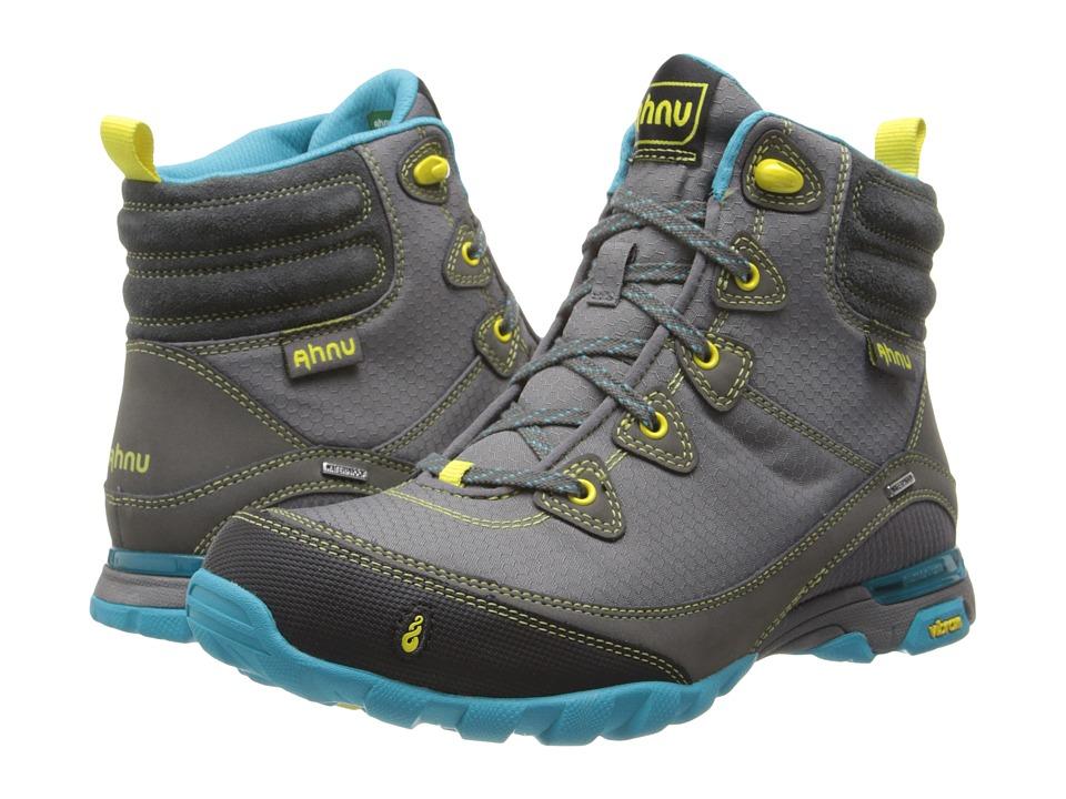 Ahnu - Sugarpine Boot (Dark Gray) Women's Hiking Boots