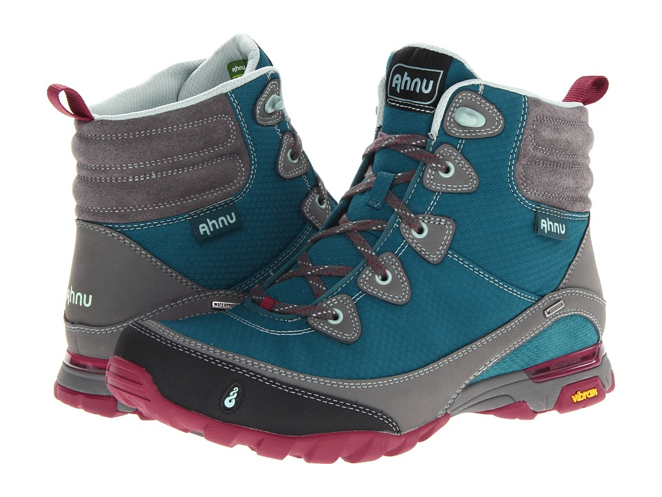 Ahnu Sugarpine Boot (Deep Teal) Women