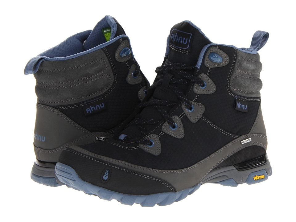 Ahnu - Sugarpine Boot (Black) Women's Hiking Boots