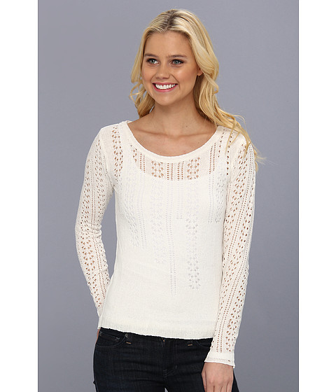 O'Neill - Honestly Sweater (Seapearl) Women's Sweater