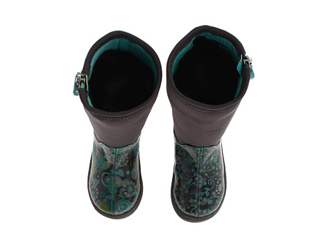 CHOOZE - Stomp (Toddler/Little Kid) (Swirl Grey) Girls Shoes
