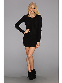 SALE! $34.99 - Save $25 on Volcom Stark Sweater Dress (Black) Apparel - 41.19% OFF $59.50