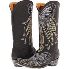 Old Gringo Lakota (Black) Footwear