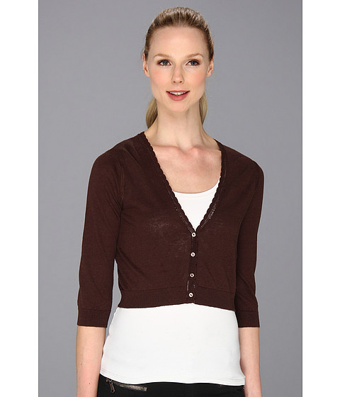 Tommy Bahama - Lea Cardigan (Brazil Nut) Women's Sweater