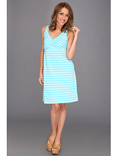 SALE! $42.99 - Save $35 on Tommy Bahama Breton Stripe Tank Dress (Blue Curacao) Apparel - 44.88% OFF $78.00