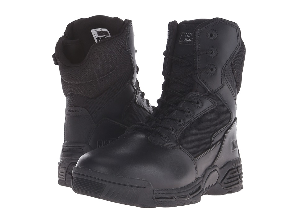 Magnum - Stealth Force 8.0 SZ (Black) Men's Work Boots