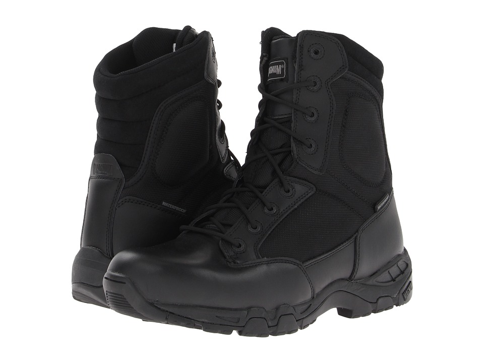 Magnum - Viper Pro 8.0 WP (Black) Men's Work Boots