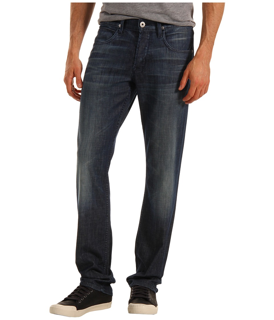 Hudson - Byron Five-Pocket Straight in Commander (Commander) Men's Jeans