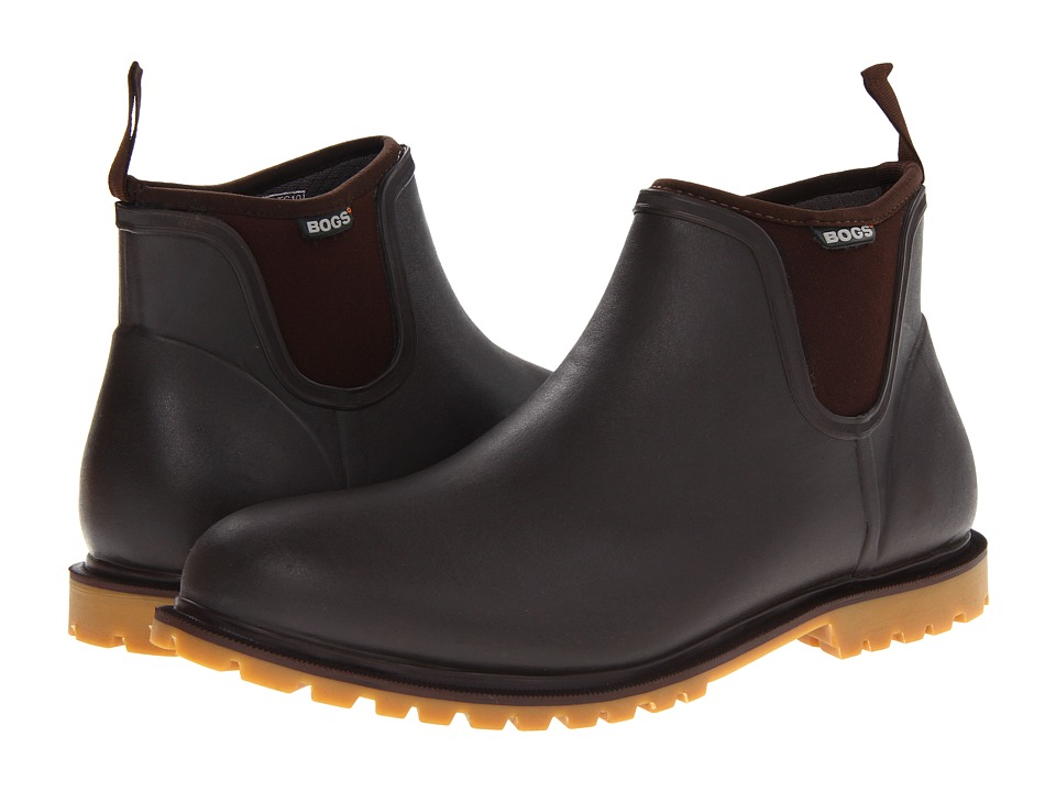Bogs - Carson (Coffee) Men's Waterproof Boots