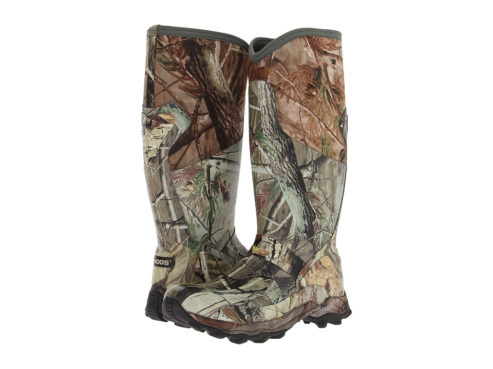 Bogs - World Slam (Real Tree) Men's Waterproof Boots