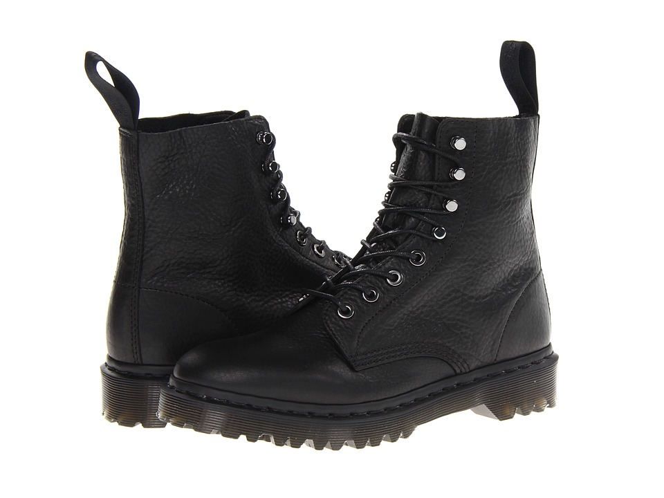 Dr. Martens - Hadley 8-Tie Boot (Black Inuck) Men