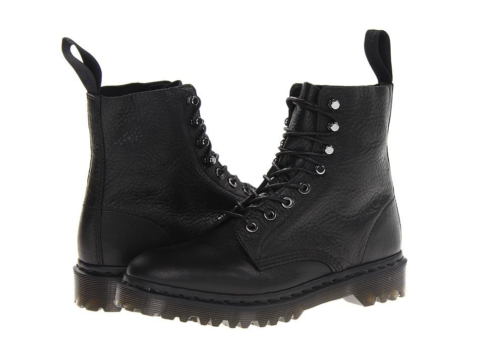 Dr. Martens - Hadley 8-Tie Boot (Black Inuck) Men