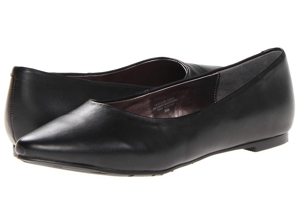 Fitzwell - Jane Ballet Flat (Black) Women