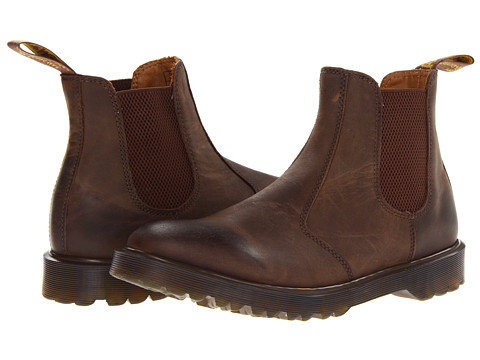 Dr. Martens - 2976 Chelsea Boot (Aztec Rugged Crazy Horse) Men's Pull-on Boots