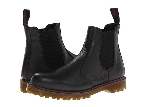Dr. Martens - 2976 Chelsea Boot (Black Geronimo) Men's Pull-on Boots