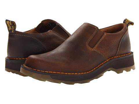 Dr. Martens - Maclean Slip On Shoe (Tan Greenland) Men
