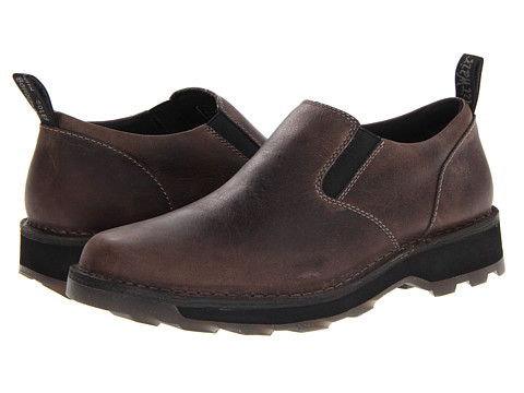 Dr. Martens - Maclean Slip On Shoe (Black Greenland) Men