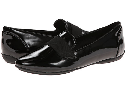 Geox - Donna Charlene 8 (Black) Women's Shoes