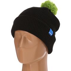 SALE! $15.74 - Save $4 on Dakine Dakine Pom Beanie (Black) Hats - 21.30% OFF $20.00