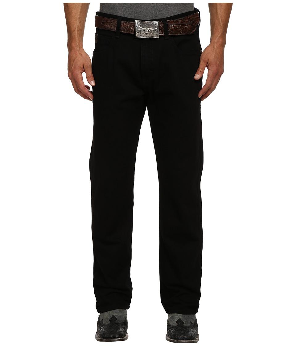 Ariat - Heritage in Black (Black) Men's Jeans